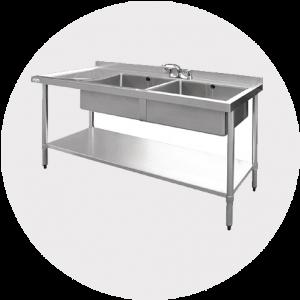 Washing Sinks & Taps